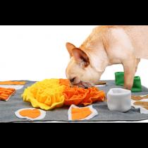 寵物犬貓嗅聞墊 寵物玩具 訓練玩具