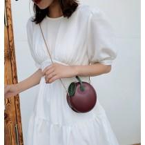 《現貨》韓版 立體草莓小圓包 兒童包 外出包