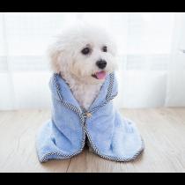 《現貨》寵物親膚超吸水浴袍