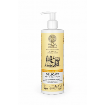 WILDA SIBERICA 敏感肌膚專用洗毛精 寵物洗毛精  400ML