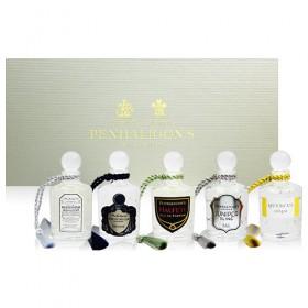 《情人節禮盒》PENHALIGON'S 潘海利根 男性香水禮盒組5mlx5入